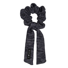 Load image into Gallery viewer, SWEATER SCRUNCHIE //  Midnight Navy - KNOT Hairbands