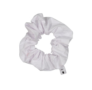SCRUNCHIE // White - KNOT Hairbands