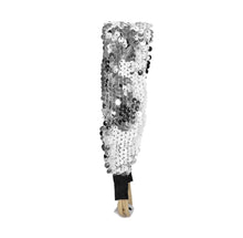 Load image into Gallery viewer, SPARKLE Band // Silver & White