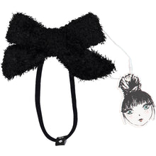 Load image into Gallery viewer, SILHOUETTE BOUCLE BOW BAND - KNOT Hairbands