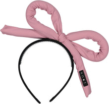 Load image into Gallery viewer, WAVE BOW Headband // Mauve - KNOT Hairbands