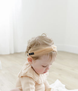 Tutu Turban Band // BALLET PINK - KNOT Hairbands
