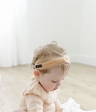 Load image into Gallery viewer, Tutu Turban Band // POPPY - KNOT Hairbands
