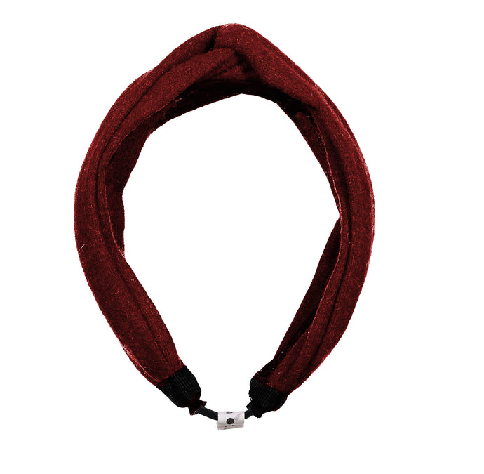 TWISTER Band // ROSEWOOD - KNOT Hairbands