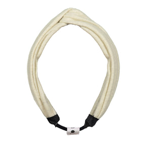 TWISTER Band // WINTER WHITE - KNOT Hairbands