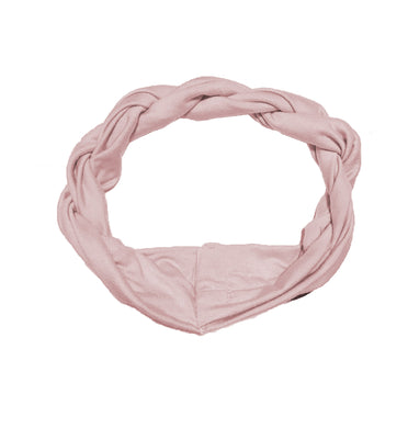 Twist Headwrap // Blush - KNOT Hairbands