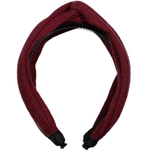 TWISTER Headband // ROSEWOOD