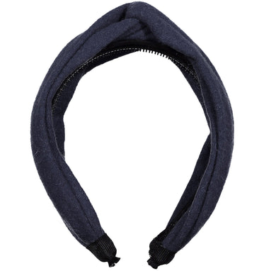 TWISTER Headband // TWILIGHT BLUE