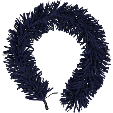 TASSEL HEADBAND // Midnight Navy - KNOT Hairbands