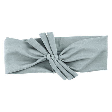 Triple Bow // Slate Blue - KNOT Hairbands