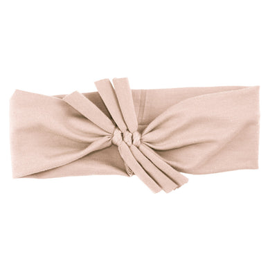 Triple Bow // Blush - KNOT Hairbands