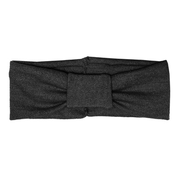Turban Headwrap // Black KNIT - KNOT Hairbands