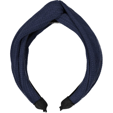 TWIST TURBAN HEADBAND - KNOT Hairbands