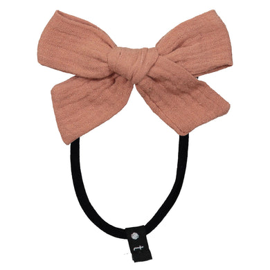 WATERCOLOR BOW BAND - KNOT Hairbands