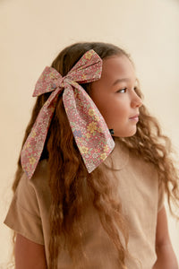 GARDEN BOW CLIP - KNOT Hairbands