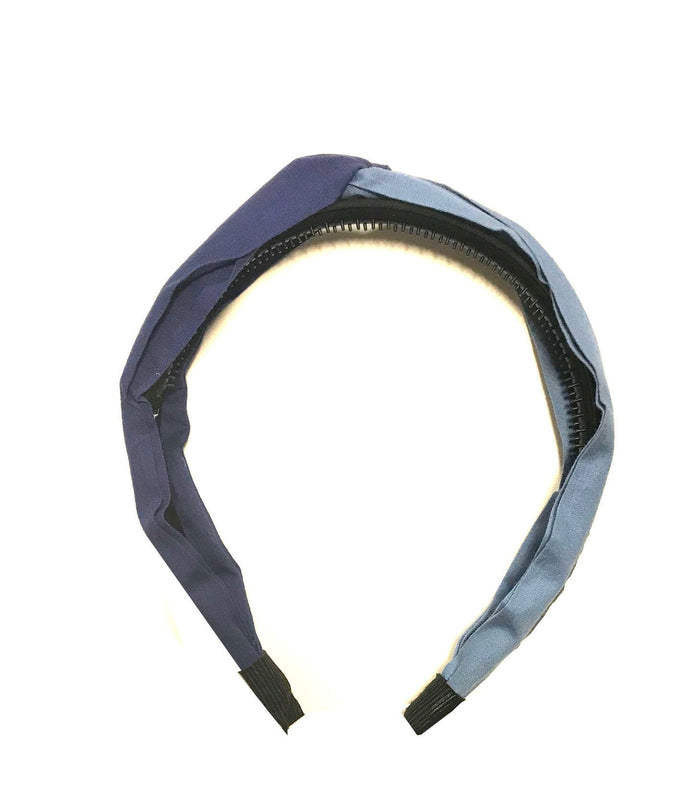 TWIRL HEADBAND // Blueberry - KNOT Hairbands