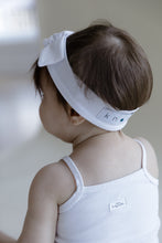 Load image into Gallery viewer, Mini Bow Headwrap // Blush - KNOT Hairbands