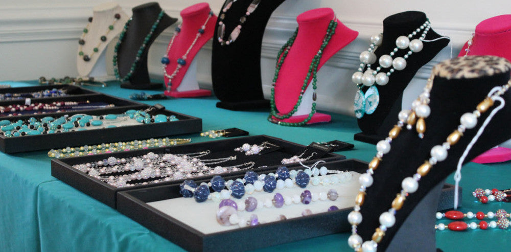 Complement Jewelry Display