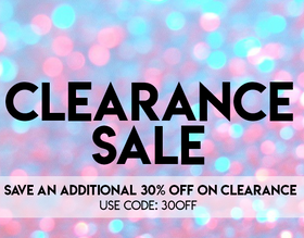 OceanNailSupply: Clearance Sale / Save 30%