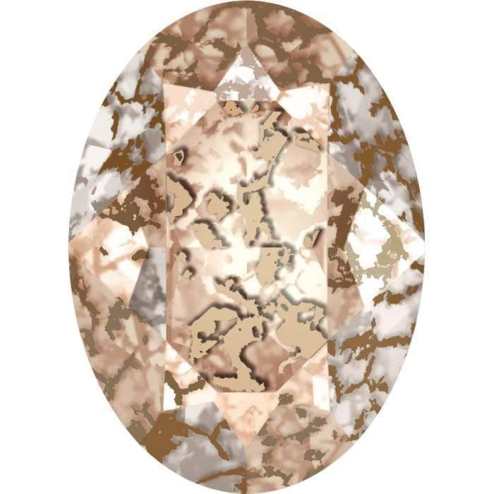 4120 Swarovski Oval Fancy Collection - OceanNailSupply