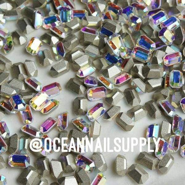 4600 Swarovski Mirror Fancy Collection - OceanNailSupply