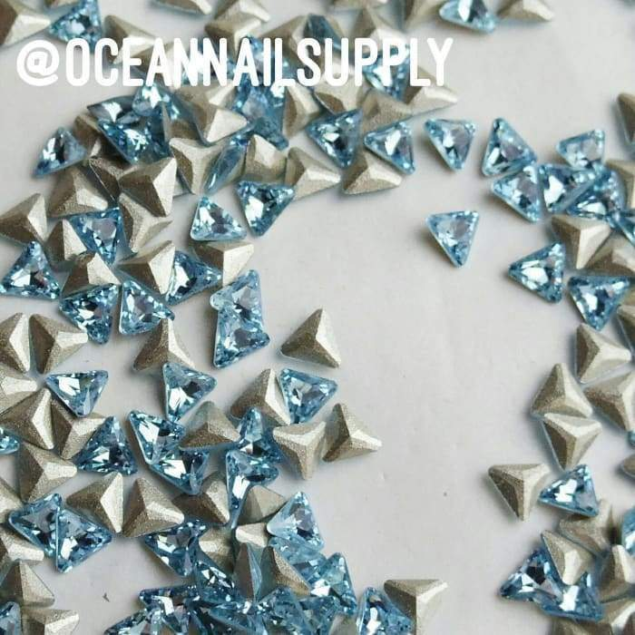 4722 Swarovski Triangle Collection - OceanNailSupply