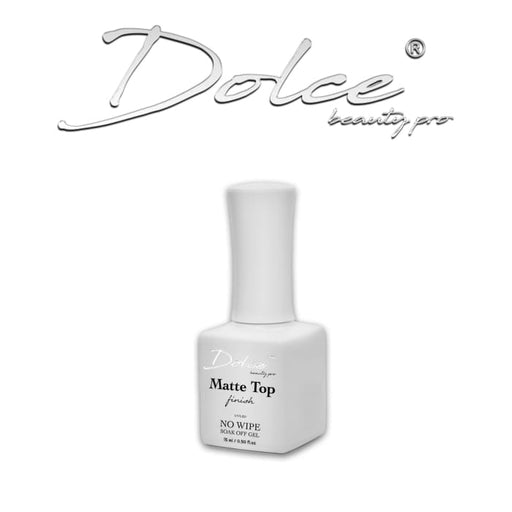 Dolce Matte Top Finish Gel - OceanNailSupply
