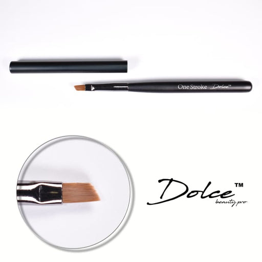Dolce® One Stroke Brush - OceanNailSupply