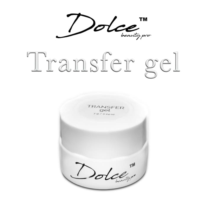 Dolce® Transfer Gel - OceanNailSupply