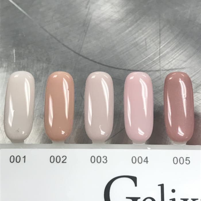 Gelixir collection 1-100 (gel only) - OceanNailSupply