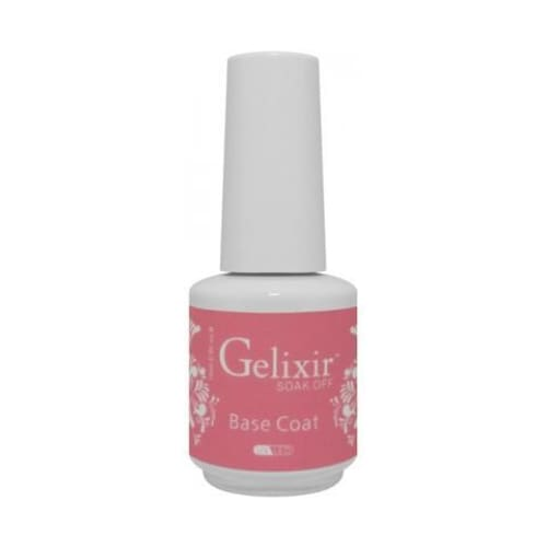 Gelixir Soak Off Base Coat - OceanNailSupply