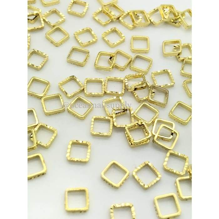 Japanese High Frame Square [GOLD] - OceanNailSupply