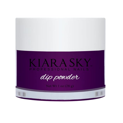 Kiara Sky - DIP POWDER - ROYAL (D596) - OceanNailSupply