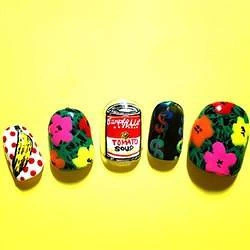 PRESTO ART GEL ARTIST SERIES TOKYO SWAG COLLECTION SWAG #6 [JAR] - OceanNailSupply