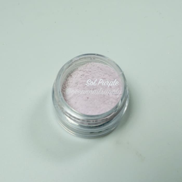 Sol (Color Changing) Pigment - OceanNailSupply