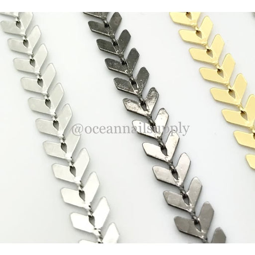 Spine 6 Chains - OceanNailSupply
