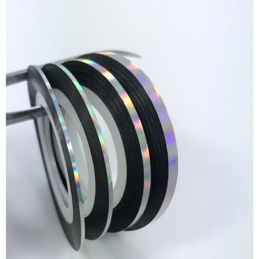 Striping Tape Holo Film - OceanNailSupply
