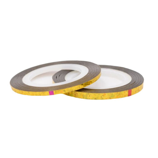 Striping Tape Holographic Gold - OceanNailSupply
