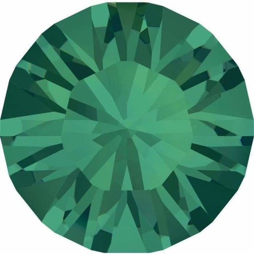 Swarovski Chaton Fancy Emerald - OceanNailSupply