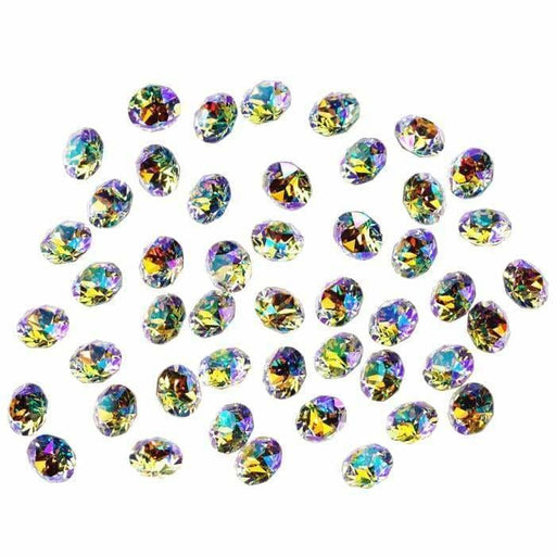Swarovski Chaton Fancy Kaleidoscope - OceanNailSupply