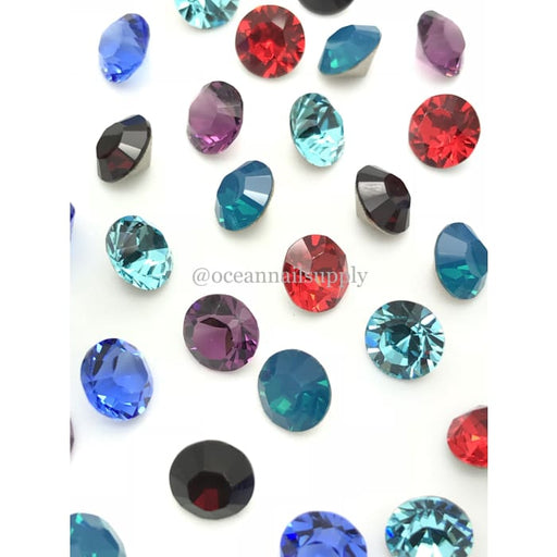 Swarovski Crystal Mix Pack Chaton - Social Function ll 36pcs - OceanNailSupply