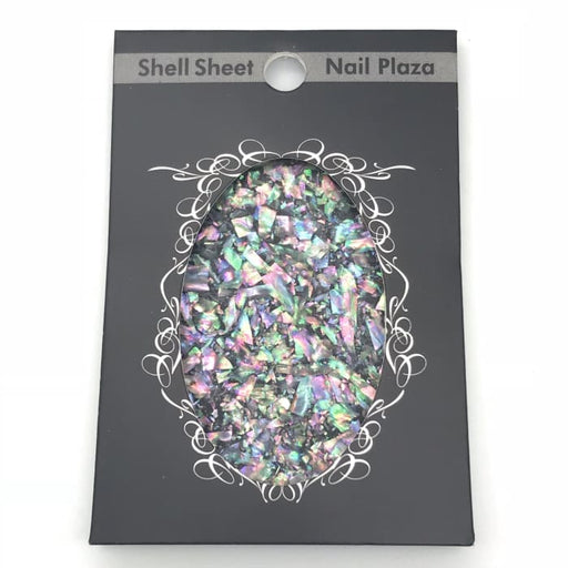 Thin Shell Sheet - OceanNailSupply