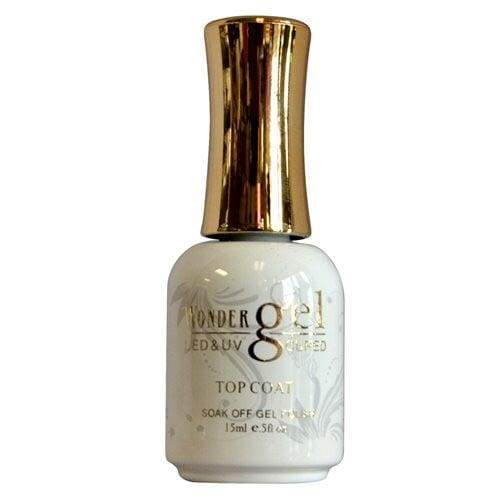 Wonder Gel No Wipe Top Coat - OceanNailSupply