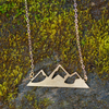 Made of Mountains - Mountain Home Necklace - Crab Terror Island