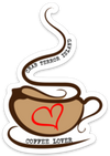 Coffee Lover Decal