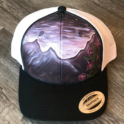 Purple Mountains Majesty Hat - Crab Terror Island