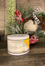 Load image into Gallery viewer, Mango + Coconut Milk Deluxe Tin Candle