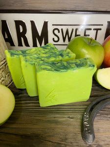 Farmstand Apple Soap