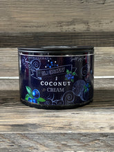 Load image into Gallery viewer, Blueberry Cobbler & Coconut Creme Deluxe Tin Candle