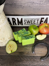 Load image into Gallery viewer, Farmstand Apple Soap